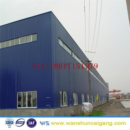 华润钢结构厂房